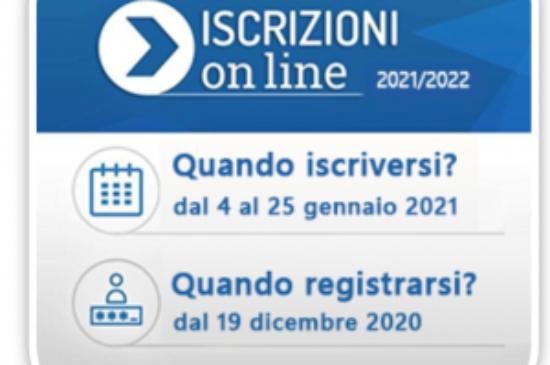Scuola, le iscrizioni dal 4 al 25 gennaio 2021. Online per primaria e secondarie di primo e secondo grado